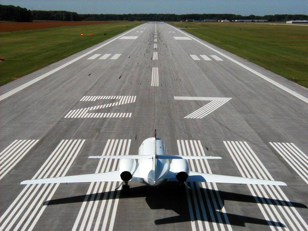 Fff How Runways Are Made Gsp Airport